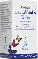 Holistic LactoVitalis Kids x 30 tabletek do żucia