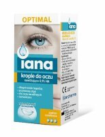 IANA krople do oczu OPTIMAL 10 ml