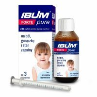 Ibum Forte Pure 200 mg/5 ml zawiesina 100 g