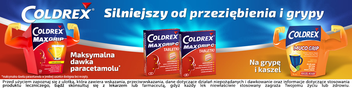 Baner Coldrex