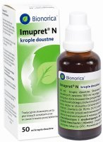 Imupret N krople doustne 50 ml