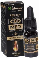Intenson Olej CBD 10 ml