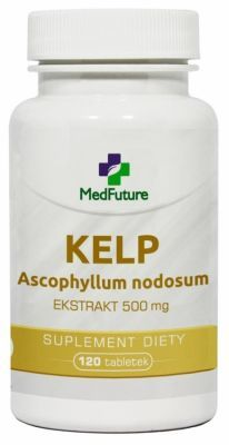 Kelp 500 mg x 120 tabl (Medfuture)
