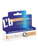 L'biotica ochronny balsam do ust PROTECT SPF 30 - 10 ml