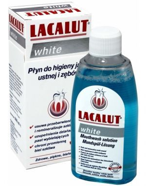 Lacalut white płyn 300 ml