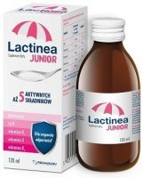 Lactinea Junior syrop 120 ml