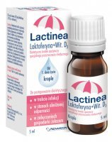 Lactinea krople  5 ml
