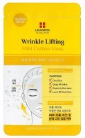 Leaders Wrinkle Lifting maska do twarzy liftingująca w płachcie 27 ml