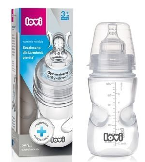 Lovi butelka Medical+ 250 ml (21/563)