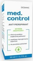 Med.control antyperspirant roll-on 50 ml