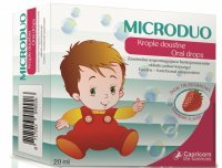 Microduo krople doustne 20 ml