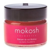 Mokosh balsam do ust Malina 15 ml