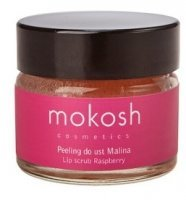 Mokosh peeling do ust Malina 15 ml