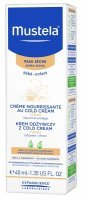 Mustela Bebe krem odżywczy do twarzy z Cold Cream 40 ml