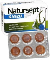 Natur-sept kaszel x 18 pastylek do ssania