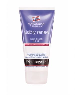 Neutrogena formuła norweska Visibly Renew - krem do rąk 75 ml