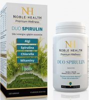 Noble health duo spirulin x 120 tabl