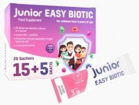 Noble Health JuniorEasyBiotic x 20 sasz