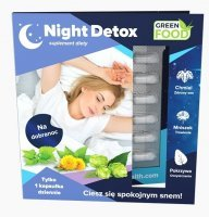 Noble Health Night Detox x 21 kaps