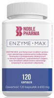 Noble Pharma Enzyme Max x 120 kaps