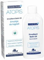 Novaclear Atopis emulsja do kąpieli 200 ml