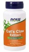 NOW Foods Cat's Claw Extract  x 60 kaps