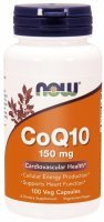 Now Foods Koenzym Q10 150 mg x 100 kaps