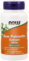 NOW Foods Saw Palmetto ekstrakt 320 mg x 90 kaps