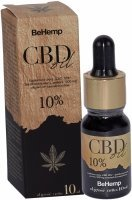 Olej z CBD 10% 10 ml (BeHemp)