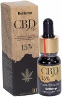Olej z CBD 15% 10 ml (BeHemp)