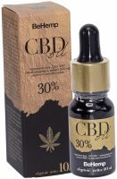 Olej z CBD 30% 10 ml (BeHemp)
