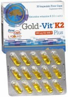 Olimp Gold-Vit K2 Plus x 30 kaps
