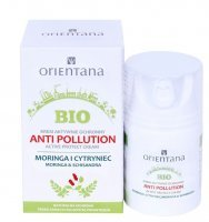 Orientana krem aktywnie ochronny ANTI POLLUTION 50 ml