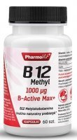 Pharmovit B12 Methyl 1000µg B-Active Max+ x 60 kaps