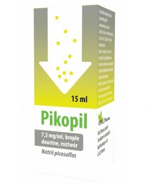 Pikopil 7,5 mg/ml krople 15 ml