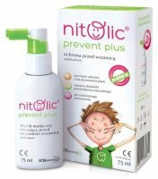 Pipi nitolic prevent plus spray 75 ml