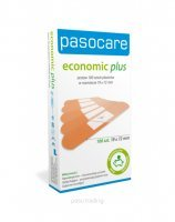 Plastry pasocare economic plus 19 x 72 mm x 100 szt