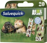 Plastry Salvequick Animal Planet x 20 szt