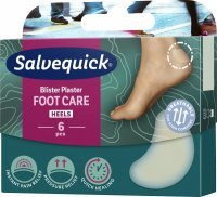 Plastry salvequick foot care do stóp średnie x 6 szt