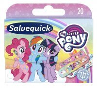 Plastry Salvequick My Little Pony x 20 szt
