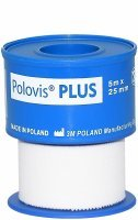 Polovis plus 5 m x 25 mm (szpulka)