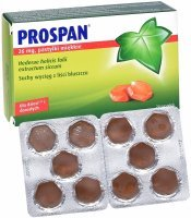 Prospan 26 mg x 20 pastylek do ssania