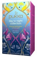 Pukka herbata Day to Night Collection Bio x 20 sasz