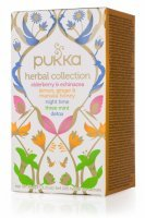 Pukka herbata Herbal Collection Bio x 20 sasz
