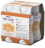 Resource 2.0  ananas - mango 4 x 200 ml
