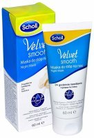 Scholl Velvet Smooth maska do stóp  na noc 60 ml