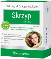Skrzyp strong x 30 tabl