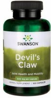 Swanson Devil's Claw 500 mg x 100 kaps