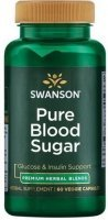 Swanson Pure Blood Sugar x 60 kaps