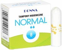Tampony donna new normal x 8 szt